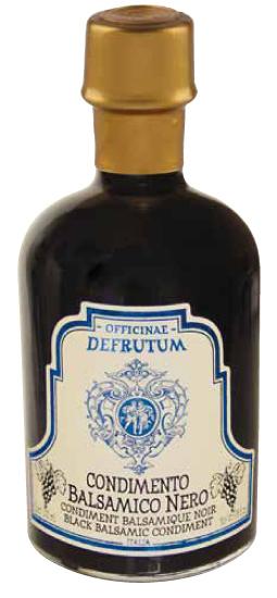 Condimento Balsamico Nero 250ml - 1