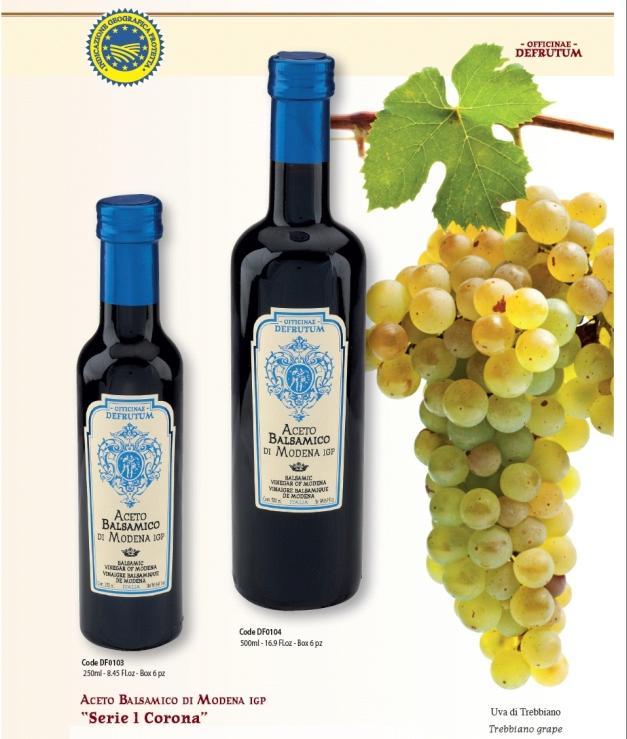 Balsamic Vinegar of Modena - Serie 1 Crown 250ml - 1