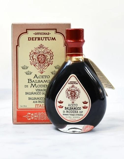 MARGHERITA: Balsamic Vinegar of Modena - Serie 4 Crowns 250ml - 4