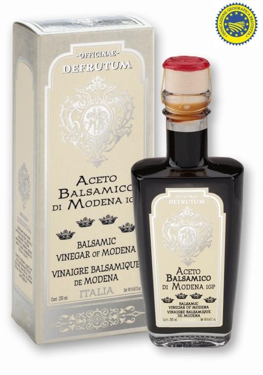 REGINA: Aceto Balsamico di Modena IGP - 4 Corone - 250ml - 1
