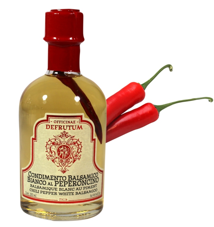 WHITE BALSAMICO WITH CHILIPEPPER 250ml - 1