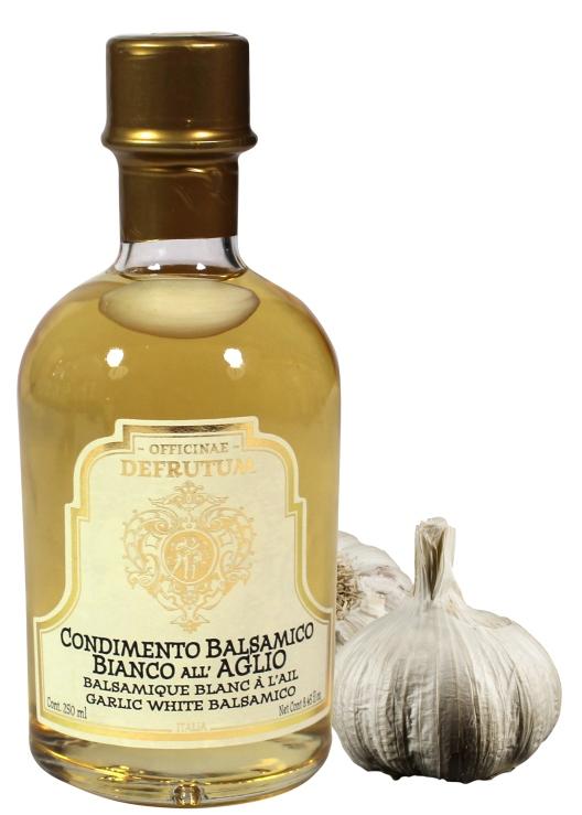 Agrodolce Bianco con AGLIO 250ml - 1