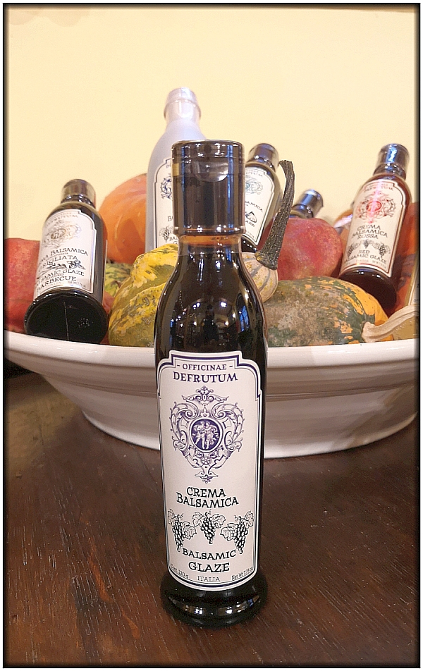Aceto e condimenti balsamici - Linea Creme & glasse - Crema Balsamica 220g - 1