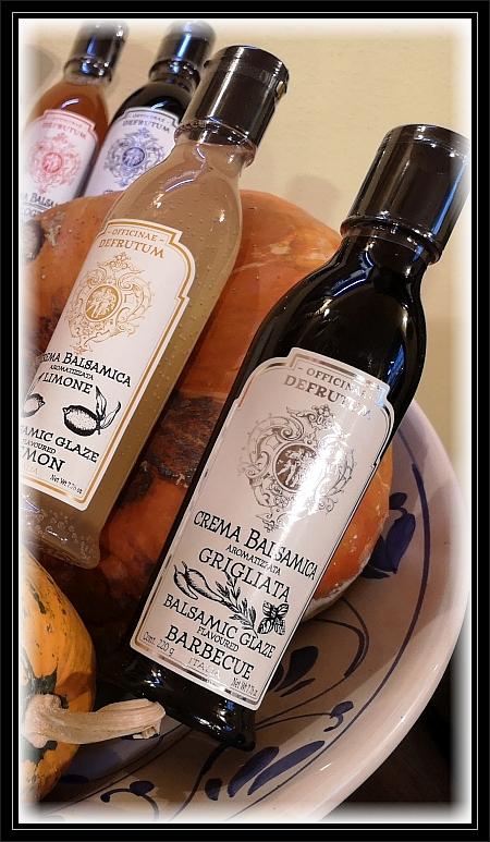 Crema Balsamica per GRIGLIATA 220g - 1