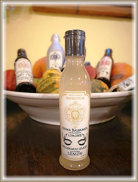 Crema Balsamica al Limone 220g - 1