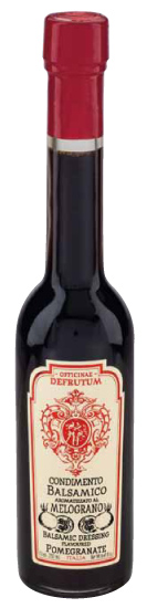 Balsamic Condiment flavoured POMEGRANATE 250ml - 1