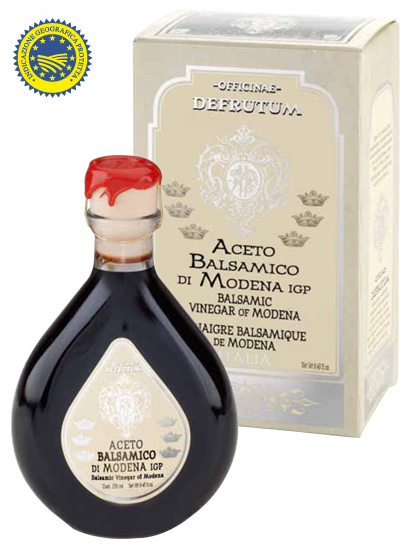 MARGHERITA: Balsamic Vinegar of Modena - Serie 6 Crowns 250ml - 1