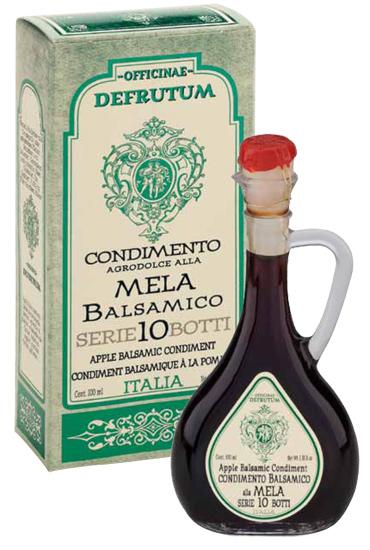 Aceto e condimenti balsamici - Linea Condimenti preziosi - Agrodolce alla MELA