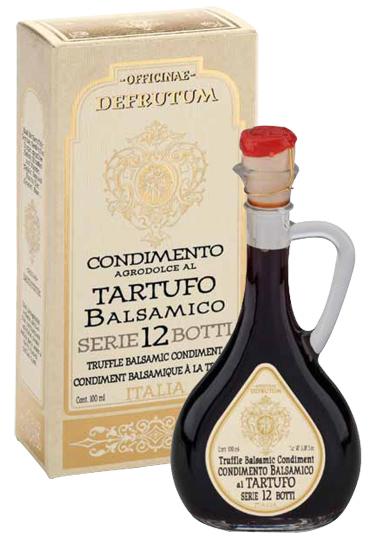 Truffle Balsamic Condiment