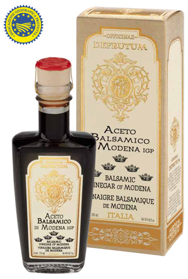 REGINA: Balsamic Vinegar of Modena - Serie 5 Crowns 250ml - 1