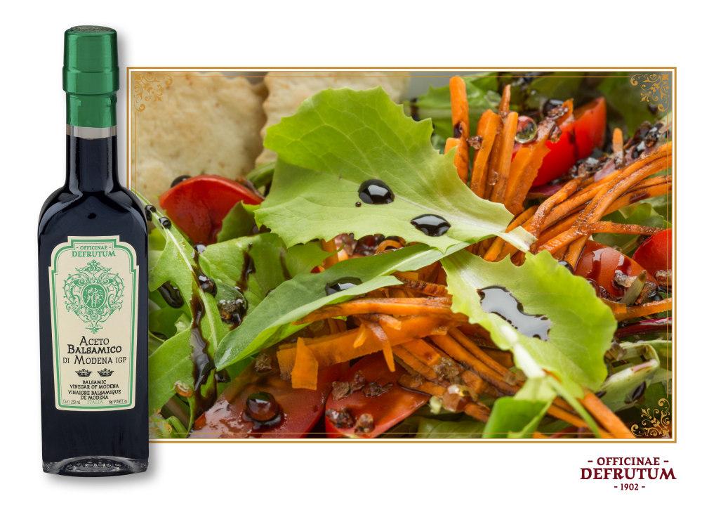 VITTORIA: Balsamic Vinegar of Modena - Serie 2 Crowns 250ml - 3