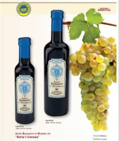 "Linea ""Balsamic vinegar of modena pgi"" - ""MARGHERITA: Balsamic Vinegar of Modena - Serie 8 Crowns 250ml - 1"""
