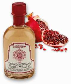 "Linea ""White balsamic flavours"" - ""WHITE BALSAMICO WITH CHILIPEPPER 250ml - 1"""