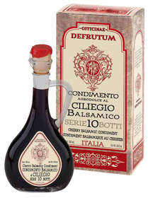 "Linea ""Black balsamic flavours"" - ""Balsamic Condiment flavoured DATE 250ml - 2"""
