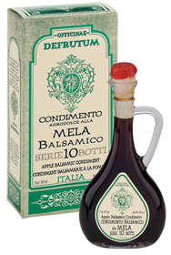 "Linea ""Black balsamic flavours"" - ""Cherry Wood Balsamic Condiment 100ml - 10"""