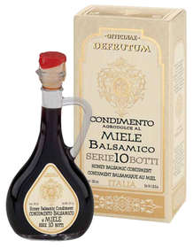"Linea ""Black balsamic flavours"" - ""Balsamic Condiment"