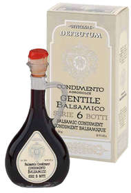 "Linea ""Black balsamic flavours"" - ""Balsamic Condiment flavoured DATE 250ml - 6"""