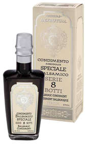 "Linea ""Black balsamic flavours"" - ""Balsamic Condiment flavoured DATE 250ml - 12"""